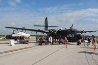 N6080 @ YIP - Yankee Air Museums C-7 Caribou