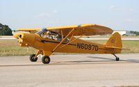 N6097D @ LAL - Piper PA-18A