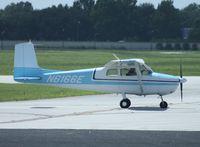 N6166E @ ORL - Cessna 172