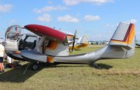 N6267K @ LAL - RC-3 Seabee at Sun N Fun