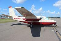 N6290B @ LAL - Aero Commander 500
