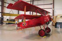 N6404Q @ TIX - Valiant Air Command Fokker
