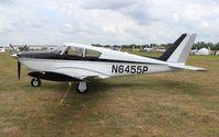 N6455P @ LAL - Piper PA-24 Commanche at Sun N Fun