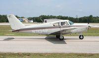 N7134P @ LAL - Piper PA-24-250 at Sun N Fun