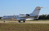 N7799T @ ORL - Gulfstream IV