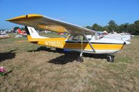 N7952U @ LAL - Cessna 172F