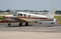 N8071X @ LAL - PA-28-161 at Sun N Fun