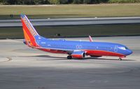 N8309C @ TPA - Southwest 737-800