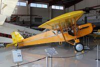 N8313 @ FA08 - Curtiss Wright Robin at Fantasy of Flight