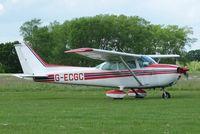G-ECGC @ EGSV - Just landed. - by Graham Reeve
