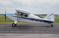 N8437D @ LAL - Piper PA-22-150 at Sun N Fun