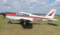 N8482P @ LAL - Piper PA-24-400 at Sun N Fun