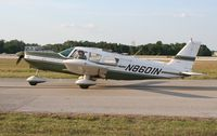 N8601N @ LAL - PA-32-260 at Sun N Fun