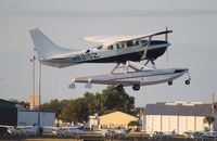 N8615Z @ ORL - Cessna U206E
