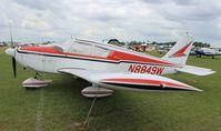 N8849W @ LAL - Piper PA-28-235 at Sun N Fun