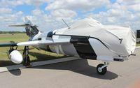 N9143Z @ LAL - Black Diamond Jet Team Mig-17