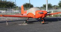N9301L @ ORL - American AA-1A