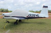 N9354L @ LAL - American AA-1A at Sun N Fun
