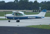 N9608H @ ORL - Cessna 172M