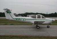 N9873T @ LAL - Piper PA-38-112 at Sun N Fun