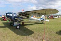 N9895A @ LAL - Cessna 195A at Sun N fun
