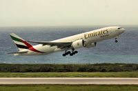 A6-EFH @ TNCC - A6-EFH departing TNCC - by Daniel Jef