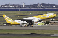 9V-OTE @ YSSY - Scoot B777-200 departing Sydney - by Mark Taylor