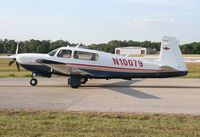 N10079 @ LAL - Mooney M20R at Sun N Fun - by Florida Metal