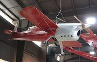 N14855 @ LAL - Wittman Chief OshKosh at the Florida Air Museum