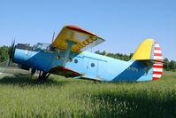 LY-APV @ ESOW - Vasteras Aeromuseum - by fredwdoorn