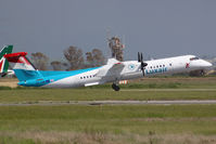 LX-LGM @ LIRF - Take off