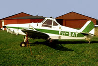 PH-BAT @ EHSE - Piper PA-25-235 Pawnee C [25-4952] Hoven-Seppe~PH 12/05/1978. From a slide.