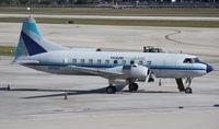 N41527 @ MIA - Miami Sky Lease Convair 440