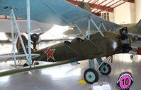 N50074 @ FA08 - Kermit Weeks Polikarpov PO-2 at Fantasy of Flight