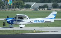 N53440 @ ORL - Cessna 172S