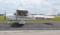 N53540 @ LAL - Cessna 172P