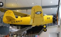 N58732 @ NPA - Timm N2T-1 at Naval Aviation Museum