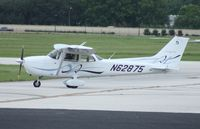 N62875 @ ORL - Cessna 172S - by Florida Metal