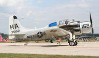 N65164 @ LAL - EA-1E Skyraider at Thunder Over Michigan