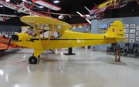N70982 @ LAL - Piper J3 Cub at Florida Air Museum