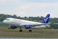 D-AHHF @ EDDR - Airbus A320-214 - by Jerzy Maciaszek