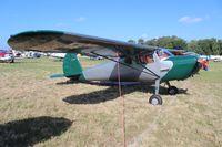 N72911 @ LAL - Cessna 140 at Sun N Fun