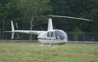 N74637 @ LAL - Robinson R44 II at Sun N Fun