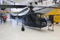 N75988 @ NPA - HNS-1 Hoverfly at Naval Aviation Museum