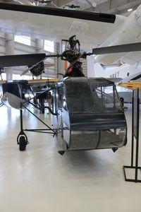 N75988 @ NPA - HNS-1 Hoverfly