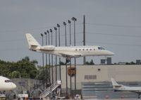 N77709 @ KMIA - Gulfstream 150