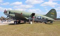 N78774 @ TIX - C-46F Tinkerbelle at 2014 Titusville Air Show