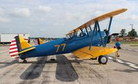 N79650 @ YIP - Stearman PT-17 at Thunder Over Michigan