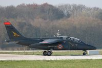 E140 @ LFSD - 102-FA, before take-off - by Thierry BEYL