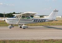 N84459 @ LAL - Cessna 172K